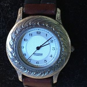 A Vintage Brighton Wristwatch Perfect For Rodeo.